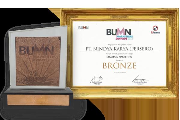 BUMN Marketeers Awards 2015