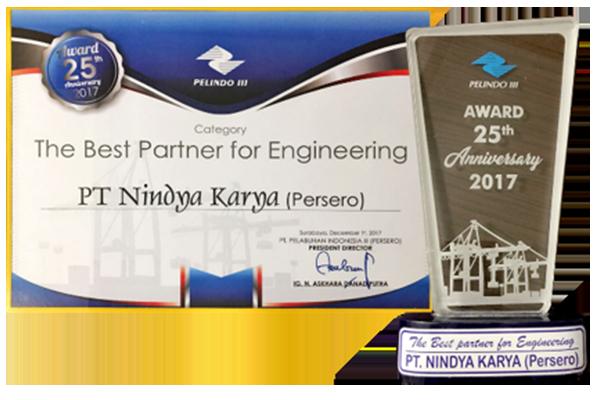 Pelindo III Award 2017