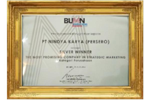BUMN Marketeers Award 2019